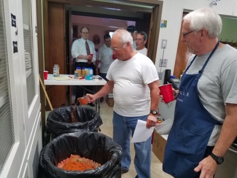 Men of St. Paul's Cookout to feature smoked pork, chicken and plenty of fellowship