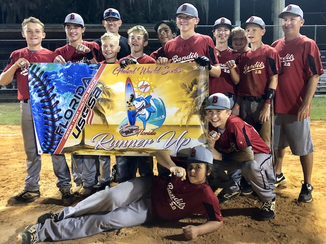 Bethesda travel baseball team brings home hardware
