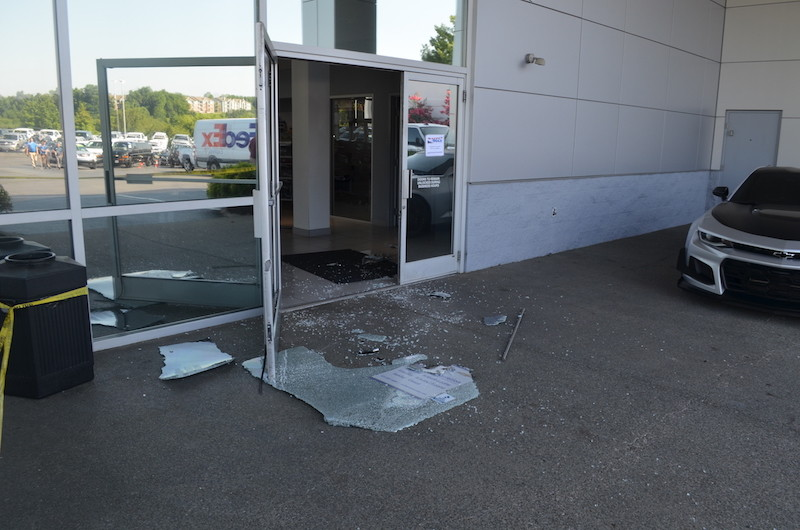 Seven vehicles stolen from Walker Chevrolet, including a Corvette worth $150,000