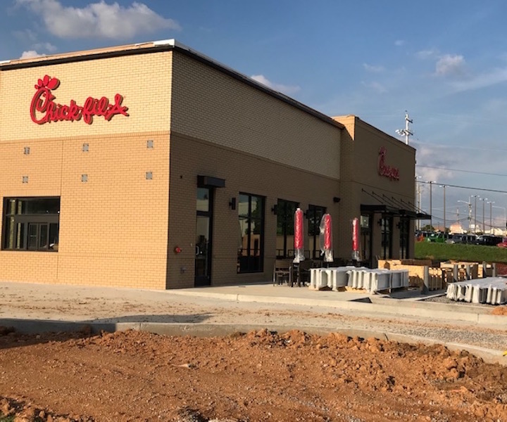 Franklin's newest Chick-fil-A location to open in early August