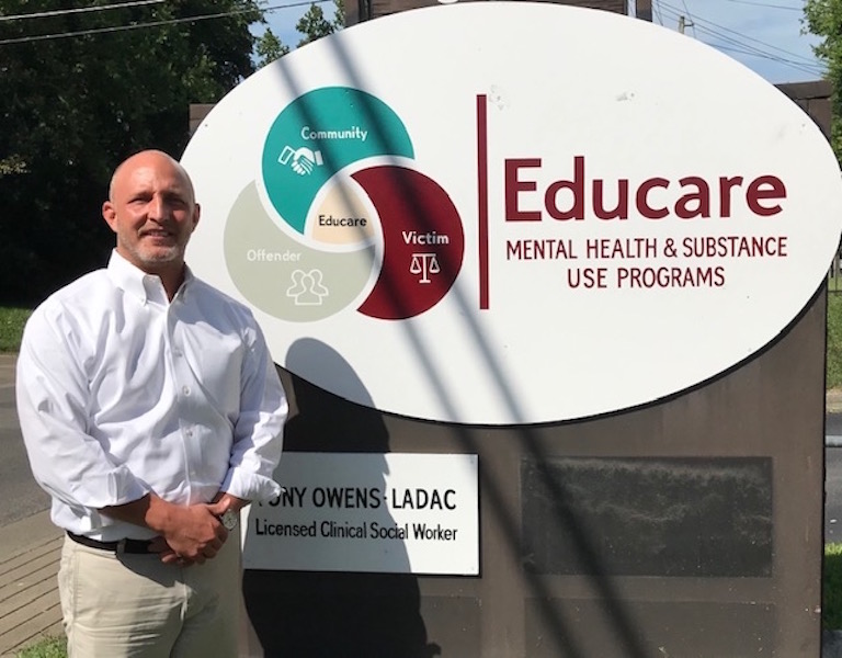 New head of Franklin-based Educare seeks to continue growing counseling, treatment center