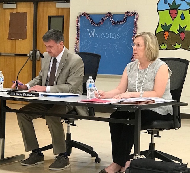 FSSD board members, staff approve 2019-20 budget at Monday meeting