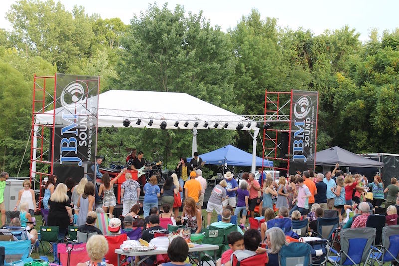 ROUNDUP: Bluegrass, books and barbecue are among the weekend happenings in Franklin