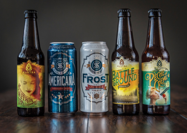 Franklin's Mantra Artisan Ales part of new sustainable spirits state program