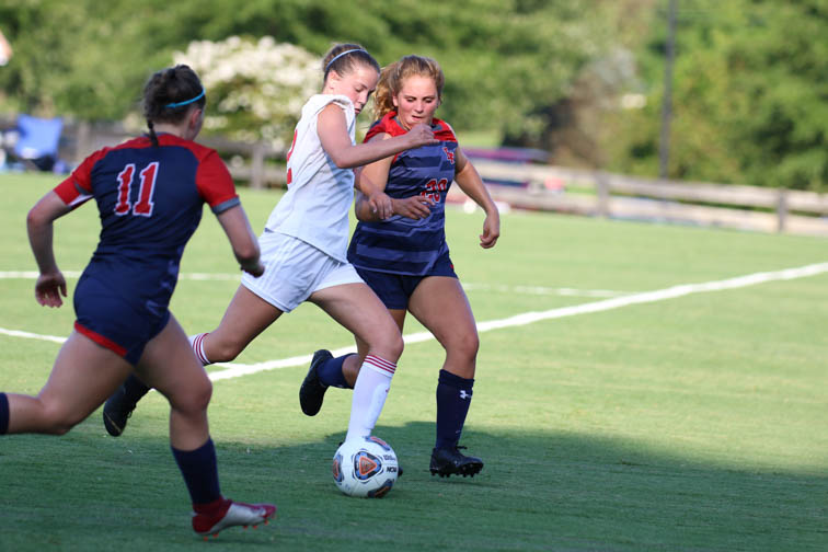 Brentwood Academy girls soccer earns shutout against Page to start season