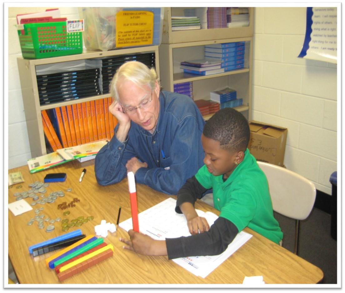 Senior tutors needed for Williamson County students