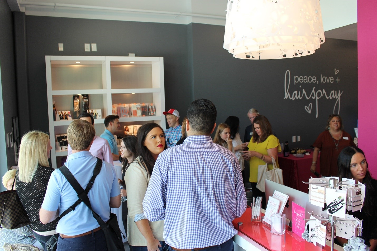 Blo Blow Dry Bar opens in Cool Springs