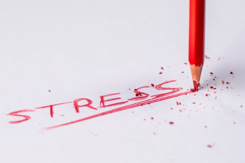 ELEMENTS OF HEALTH: Five ways to destress