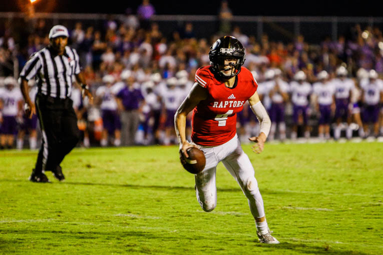 FOOTBALL PREVIEW: Loaded Ravenwood has championship aspirations
