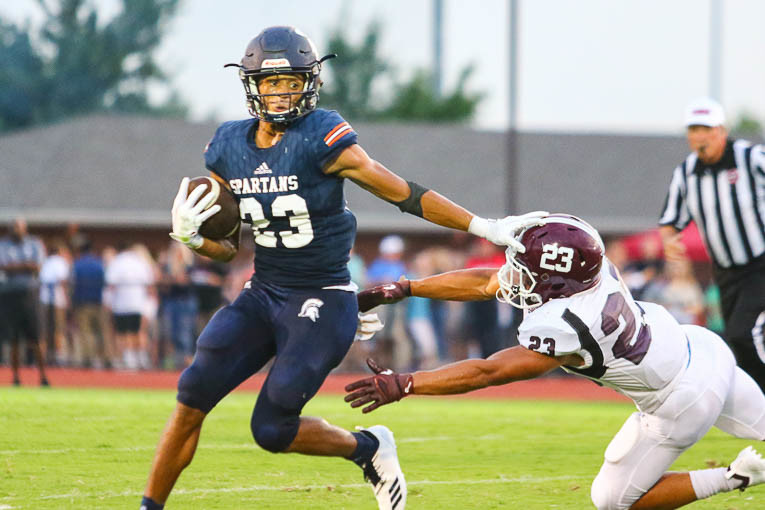 FOOTBALL COLUMN: Newly-improved Summit Spartans could be great