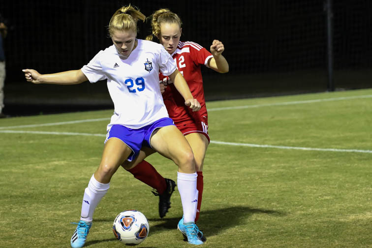 Nolensville, Page girls soccer teams wind up in tie after hard-fought contest
