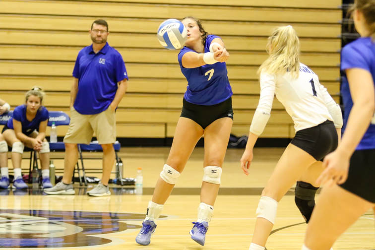 Nolensville volleyball survives scare from Franklin at home