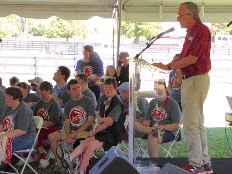 BrightStone officially embarks on future of new campus with groundbreaking ceremony
