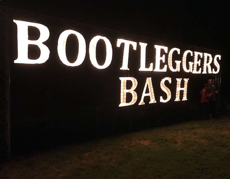 Whiskey, Southern cooking and lively music for dancing highlights of Bootlegger's Bash