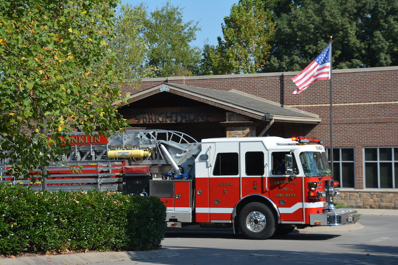 Quick-acting employee holds morning fire in check at BrightStone; no injuries reported
