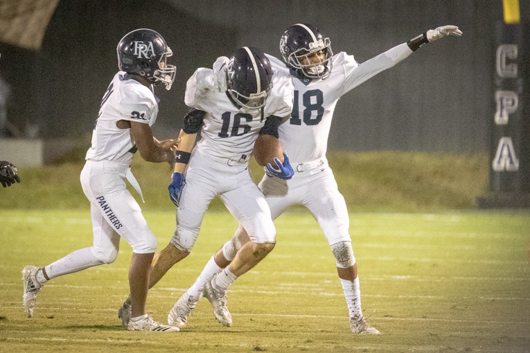 FRA blows past RePublic for Homecoming win