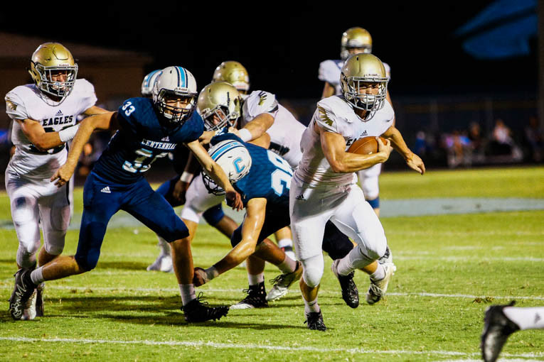 Independence trounces Centennial in second-straight win