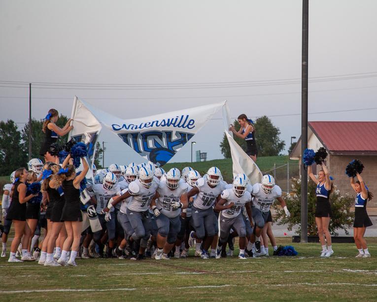 Nolensville football riding high after perfect start