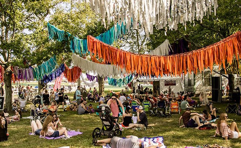 Pilgrimage Festival to include drop-off site for donations to GraceWorks