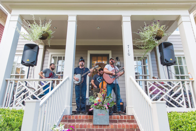 Nearly 20 porches to serve as stages for Westhaven's upcoming Porchfest event