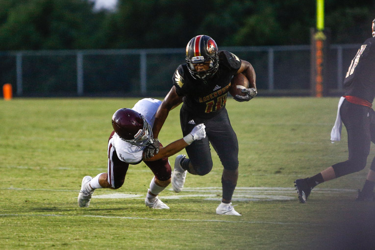GAME OF THE WEEK: Ravenwood shuts out Franklin