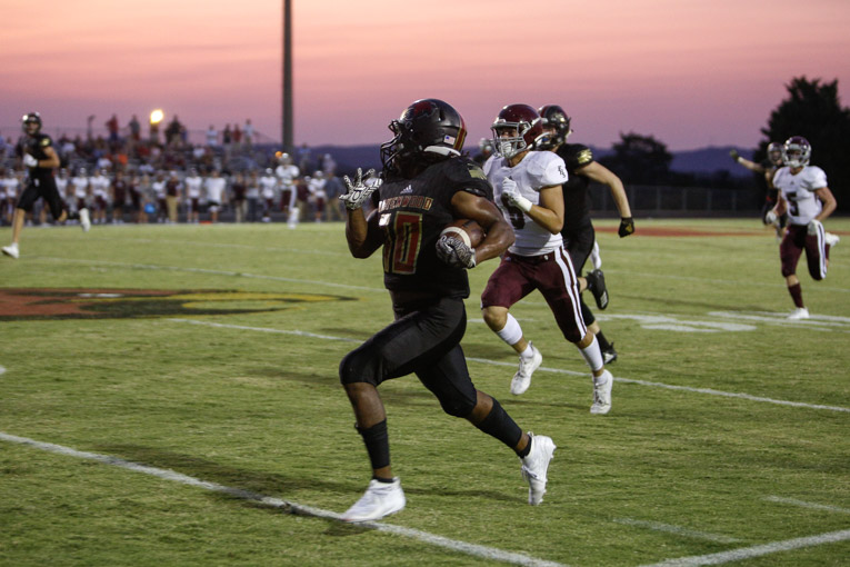 CITY CAFE PLAYER OF THE WEEK: Ravenwood RB Tony Rice