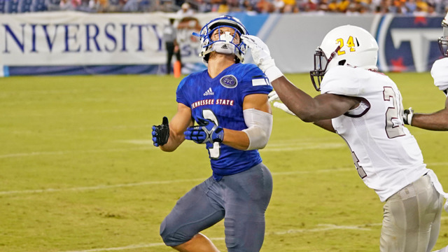 Ravenwood alum Chris Rowland racking up OVC honors with TSU
