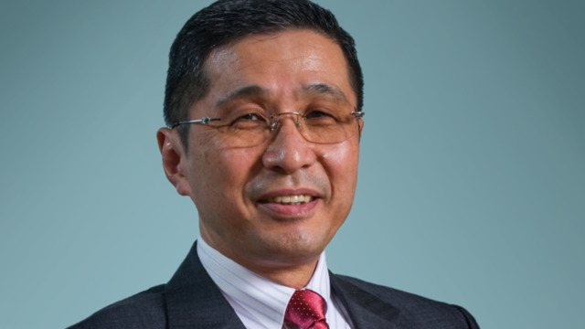 Nissan CEO stepping down