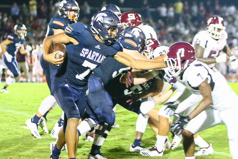 GAME OF THE WEEK: Summit stays unbeaten in road win against Franklin