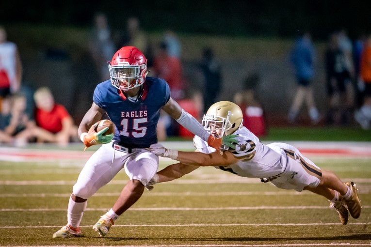 CITY CAFE PLAYER OF THE WEEK: Brentwood Academy RB Jordan James