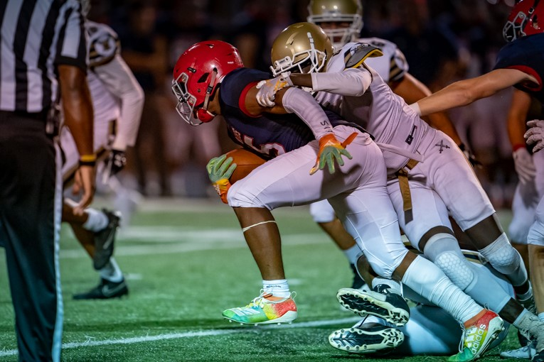Brentwood Academy thumps West Toronto Prep for school's 500th win