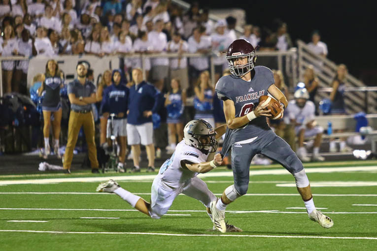 Franklin takes annual city 'Battle' against Centennial in double OT thriller