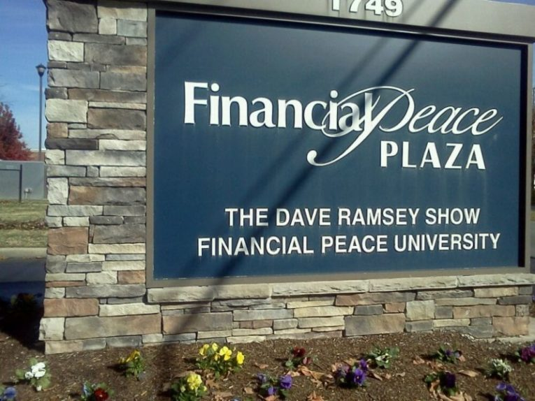 Dave Ramsey's company is suing a real estate YouTuber for mocking him in videos and allegedly stealing information