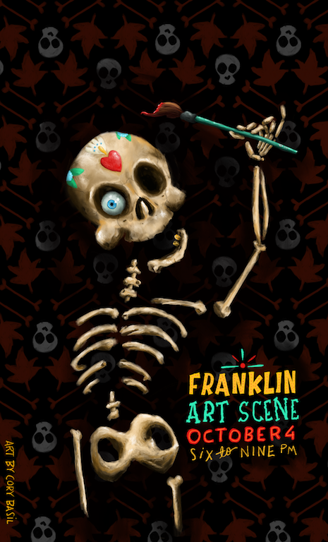 New sites added as Franklin Art Scene preps for plenty of art and (finally!) cooler weather
