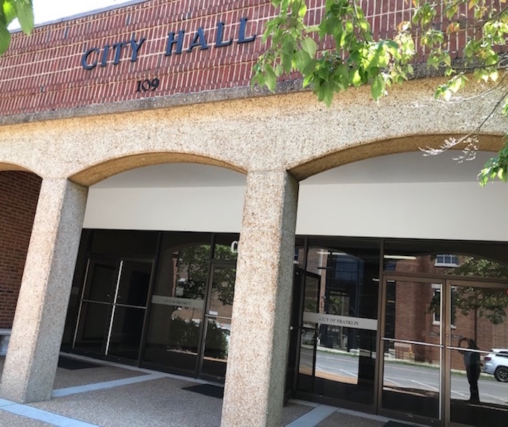 Voters will have chance to learn more about Franklin's at-large alderman candidates at tonight's forum