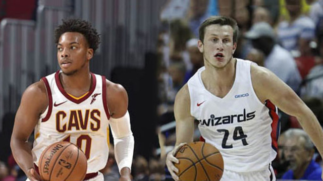 BA's Garland, Franklin's Mathews have strong showing in NBA preseason debuts