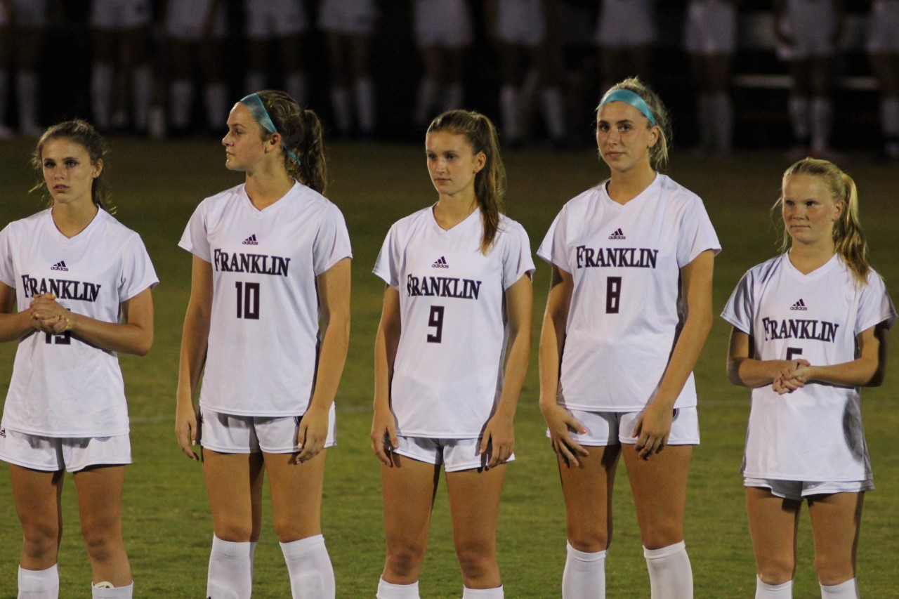 Franklin, Independence girls soccer teams come to tie, tourney seeding still unknown