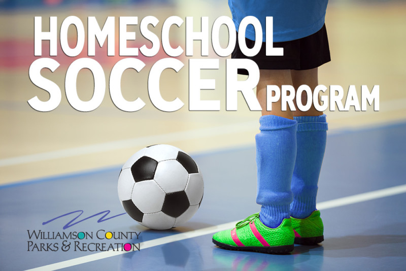 Soccer program for home school students offered at Crockett Park arena