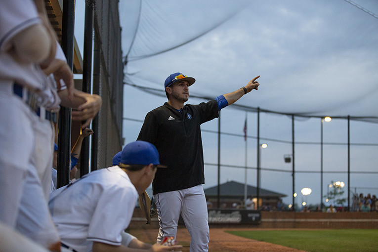 Athletic Spotlight: Nolensville athletic director, baseball coach Zach Hudson