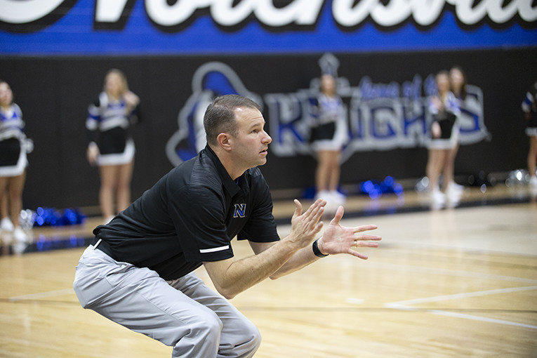 WillCo Athletic Spotlight: Nolensville girls basketball coach Chris Ladd