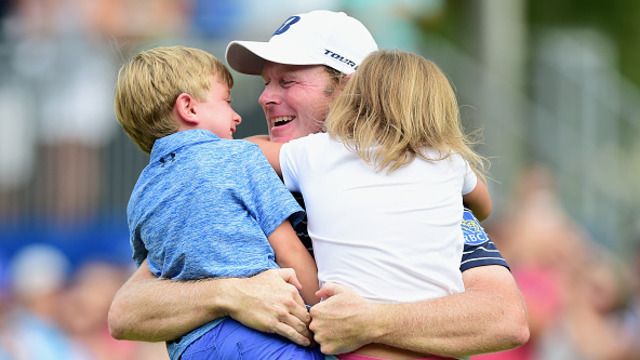 Brandt Snedeker relishes memory of most recent win