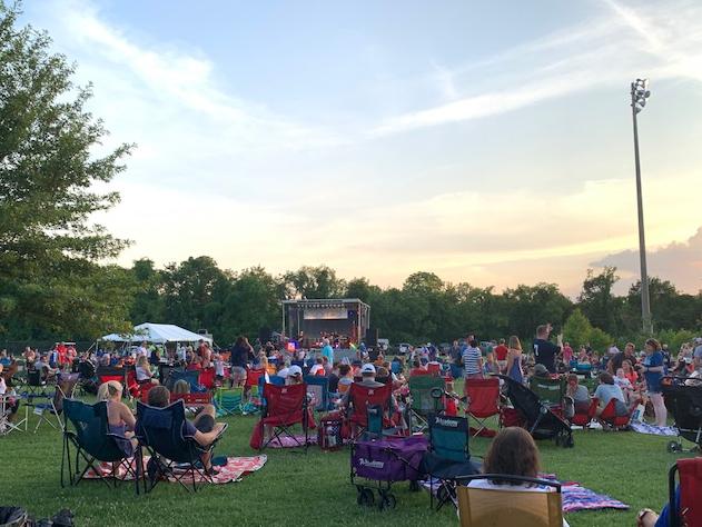 Thousands gather for Nolensville's Star Spangled Celebration Saturday