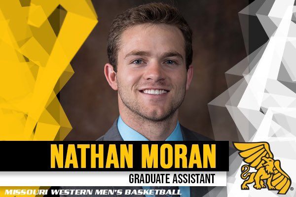 BGA grad Nathan Moran joins D-II college program as graduate assistant