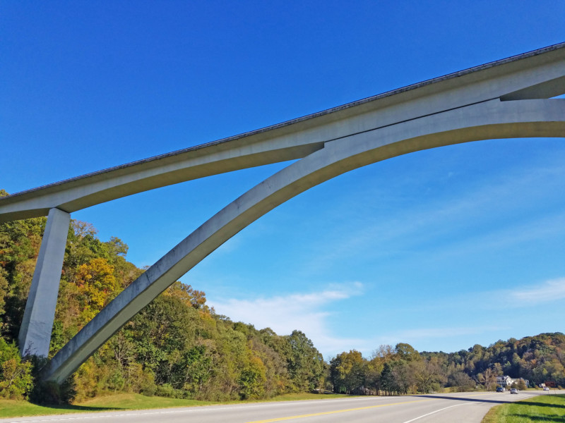 $1.2 million secured for barriers on Natchez Trace Bridge, construction expected to begin 2023