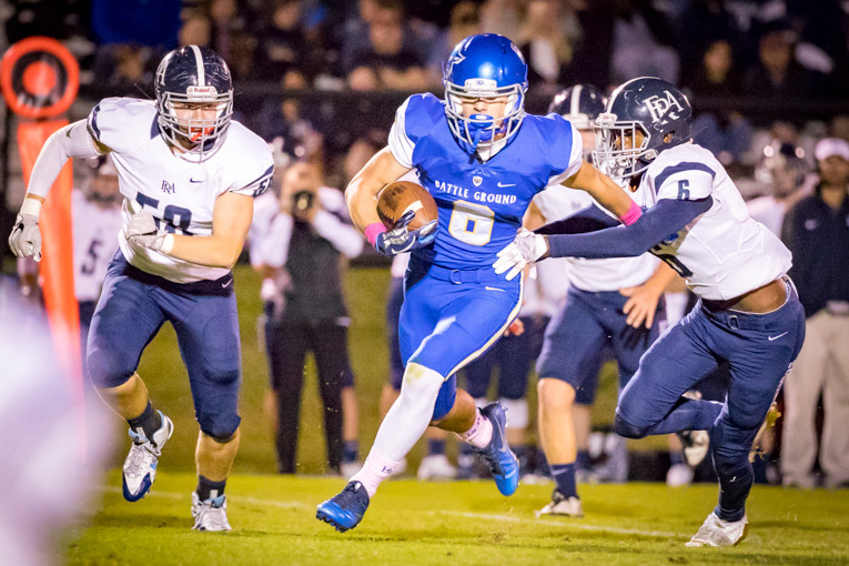 FOOTBALL ROUNDUP: BGA, Franklin, Nolensville, FRA get wins