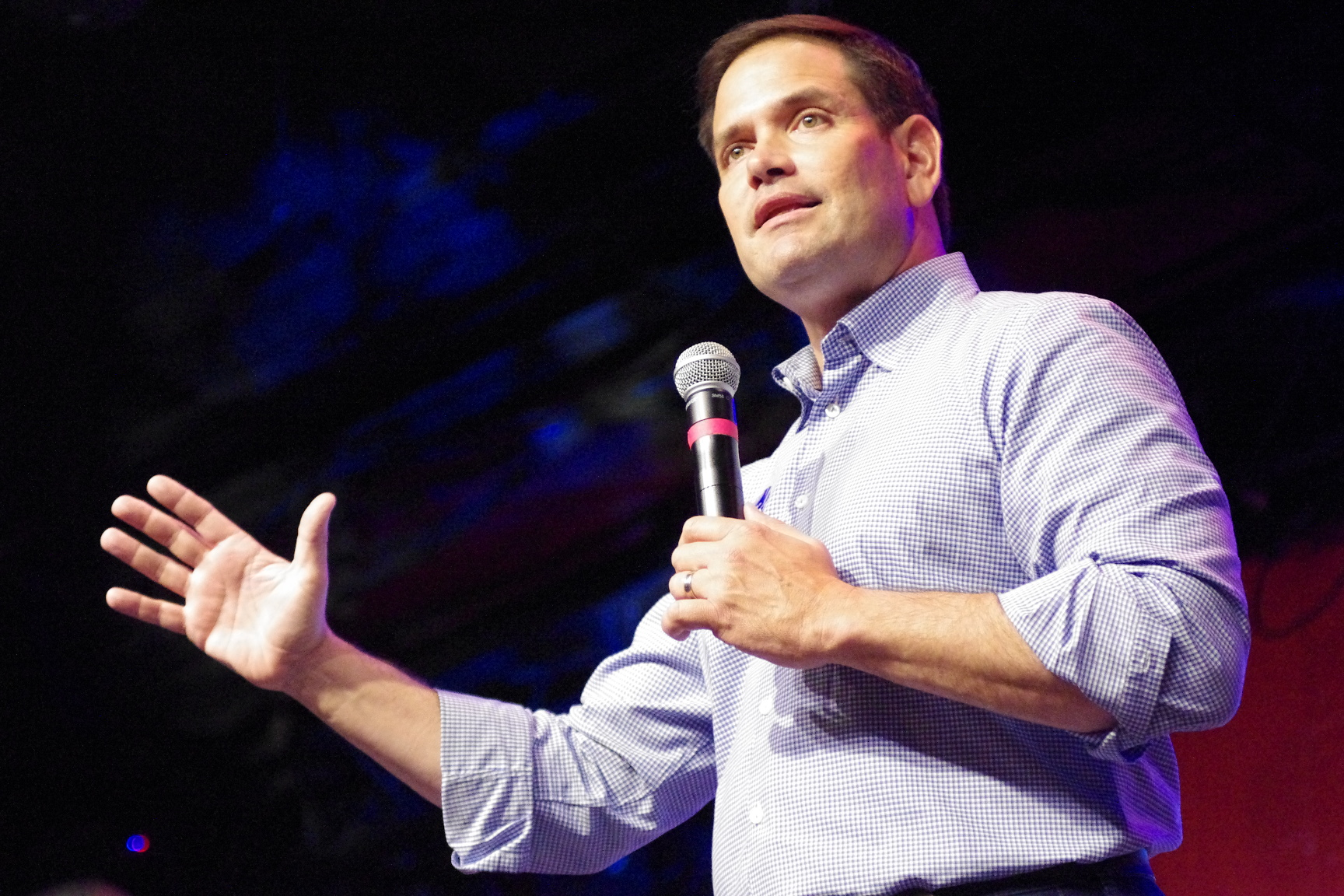 Marco Rubio praises Williamson County during Sen. Jack Johnson's annual fundraiser