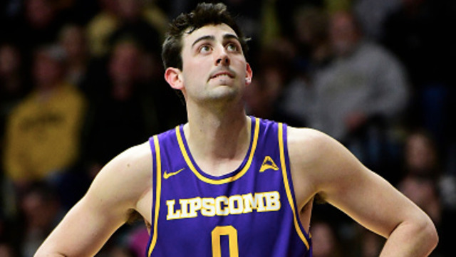 FRA grad, Lipscomb star Rob Marberry headed to play in pro basketball in Estonia