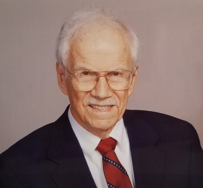 "OBITUARY: Dr. Charles Douglas ""Doug"" McCullough, Sr."
