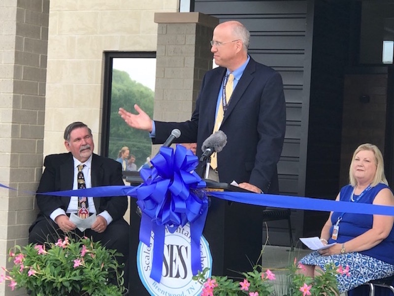 Scales Elementary's new addition is 'brighter, more open, more available to students'