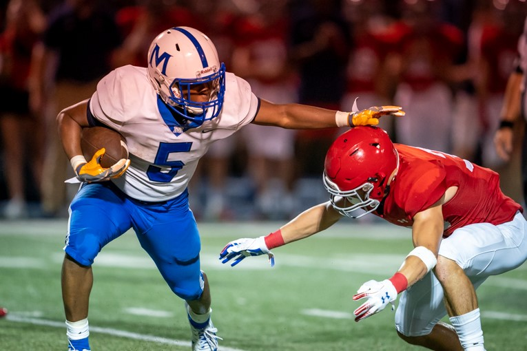 Brentwood Academy falls to McCallie in home opener